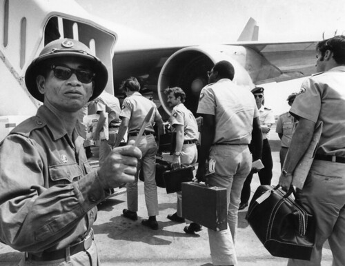 Vietnam Withdrawal Anniversary