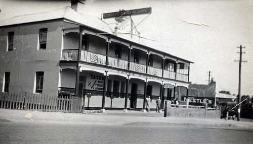 Royal Hotel,  Springwood