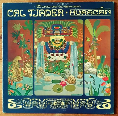 Cal Tjader - Huracán (1978)