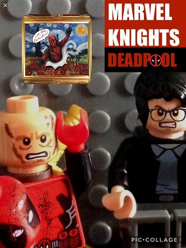 Marvel Knights: Deadpool, Issue Zero
