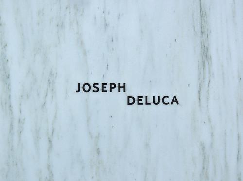 Joseph DeLuca, Seat 2B