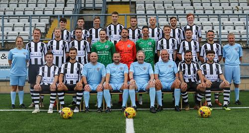 Dorchester Town  Football Club Squad 2019-2020