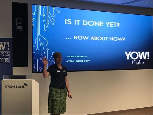 YOW! Night 2019 - Better Agile Product Development