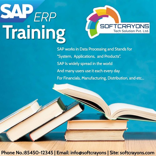 Best SAP ERP Training Courses Institute's Coaching In Ghaziabad & Delhi NCR