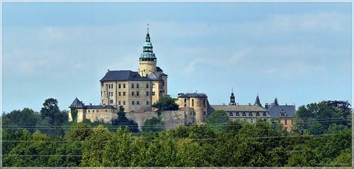 Burg und Schloss Friedland (Frýdlant)