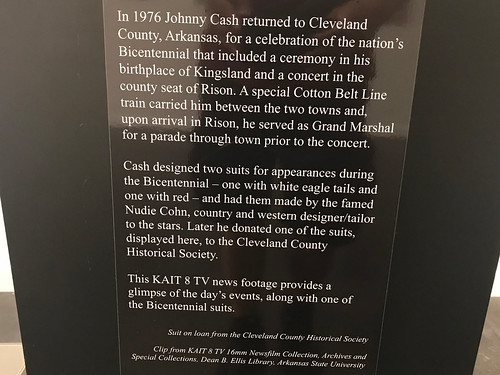 Johnny Cash Boyhood Home in Dyess, AR