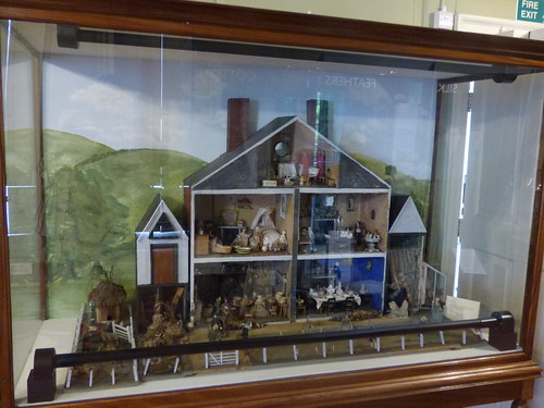 Hollytrees Museum, Colchester - Dolls House