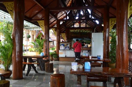 Pleasant coffee house at Doi Suthep