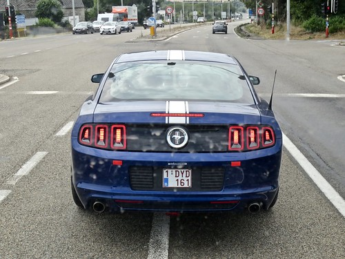 FORD Mustang 5th Gen.