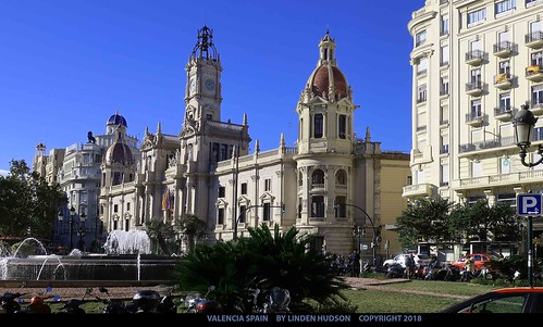 DOWNTOWN VALENCIA SPAIN