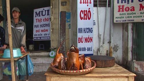 Vietnam - Hanoi - Dog Butchery - 16