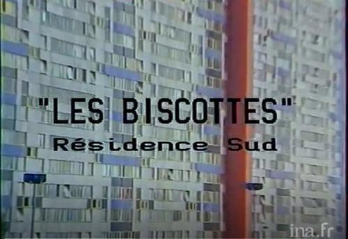59 Lille les biscottes - la résidence Sud - Vidéo  Démolition de la résidence Rhône -