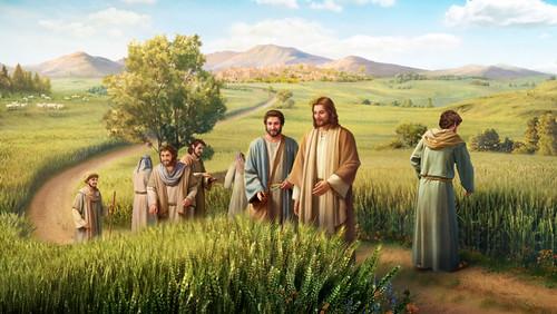 Quais são as diferenças essenciais entre o Deus encarnado e as pessoas que são usadas por Deus?