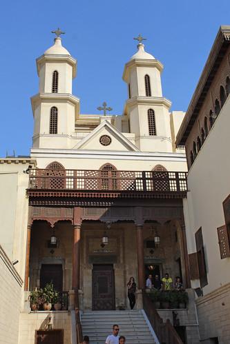 Saint Virgin Mary's Coptic Orthodox Church