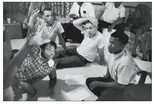 D.C. student prepares for Freedom Ride: 1961