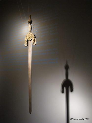 Espada jineta de Muḥammad XI