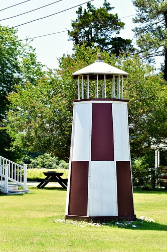 Lighthouse for Your Yard