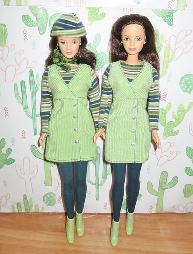 1999 Corduroy Cool Barbie
