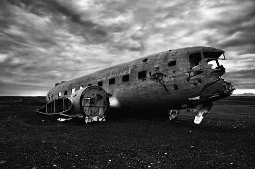 Sólheimasandur DC-3 wreck