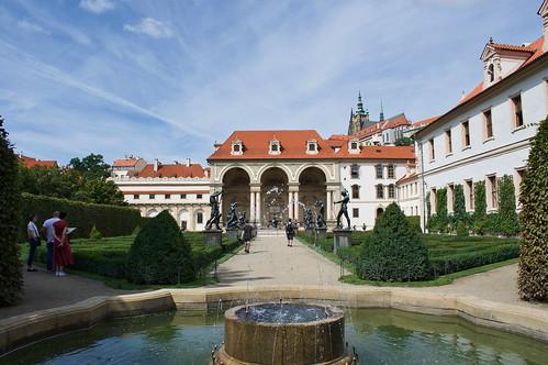 Wallenstein Palace, Senate of the Czech Republic