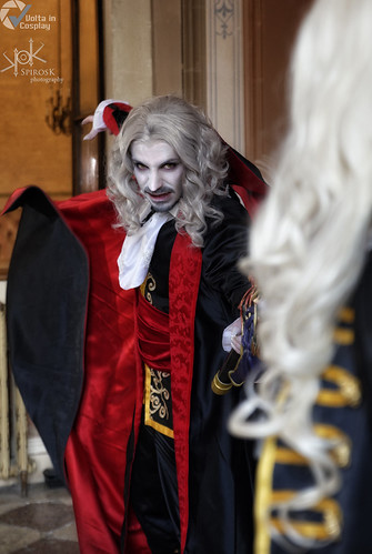 Castlevania: symphony of the night story, part 3: Dracula Loses