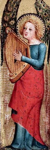IMG_3080C Maestro Bertram 1330-1415 Hamburg  Triptyque de la Sainte Face Triptych of the Holy Face  ca 1390-1400 Madrid Thyssen-Bornemisza.