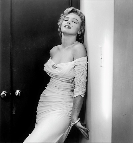 Marilyn Monroe - 1952, por Philippe Halsman para LIFE Magazine