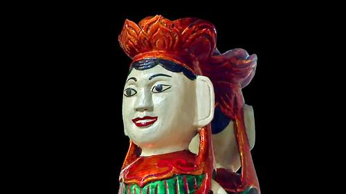 Vietnam - Hanoi - Thang Long - Water Puppet Theatre - 6d