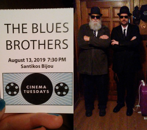 Day 13- Blues Brothers