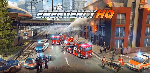 Emergency HQ: Kriege unendlich Emeralds und Münzen!