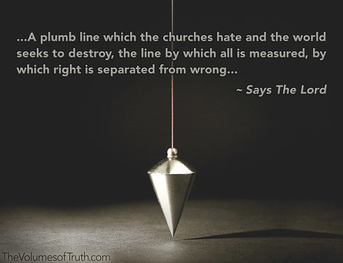 The Measuring Line - TheVolumesofTruth.com