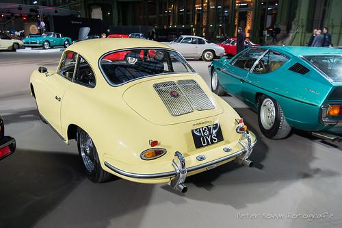 Porsche 356 B 1600 Coupé - 1961