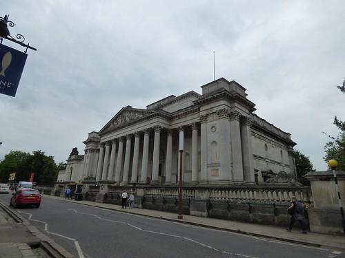 Fitzwilliam Museum - Trumpington Street, Cambridge