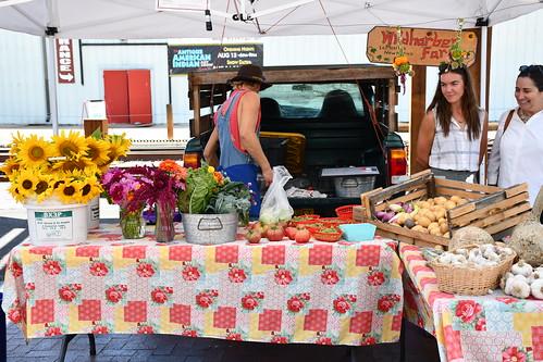 Local Food Tour: Santa Fe Farmers' Market
