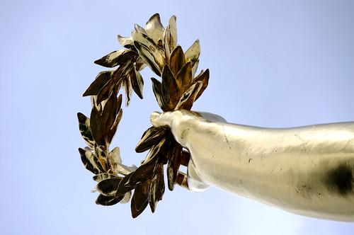 Victorias laurel wreath