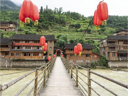 Huangluo yao Vllage