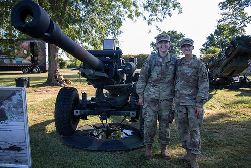 Branch Orientation | 11th Regiment, Advanced Camp