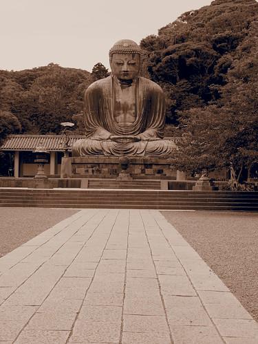 Great Buddha of Kamakura; Daibutsu