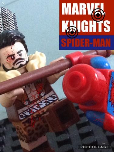 Marvel Knights: Spider-Man, Issue Twelve