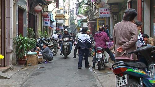 Vietnam - Hanoi - Streetlife - 194