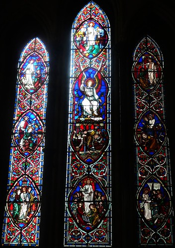 [78509] Worcester Cathedral : Somers Cocks Window