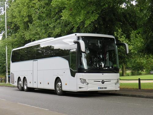 BU18 YMO Grange Travel of Gravesend