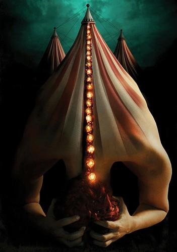 American-Horror-Story-Émission-de-Télévision-Photo-Affiche