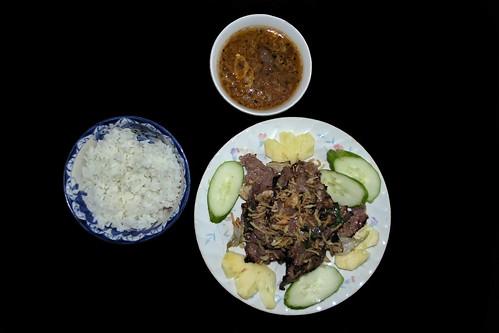 Vietnam - Hanoi - Restaurant - Dinner - 10d