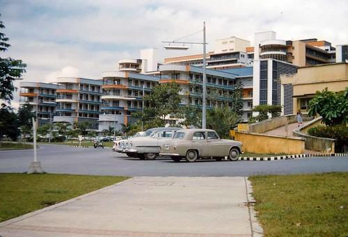 Caracas 🇻🇪. Hospital Clínico Universitario 1957 #UCV