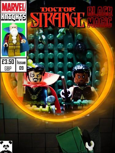 MKSG Doctor Strange: Black Magic - Issue #9
