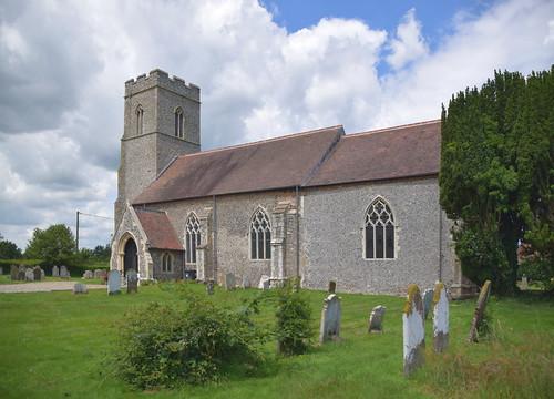 Antingham St Mary