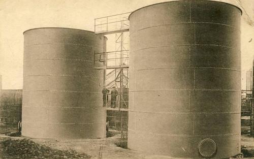 Haine-St-Paul - Société de fabrication Tuyauteries-Tréfileries & Constructions