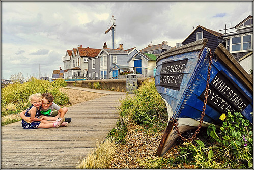 Trouble in Whitstable!