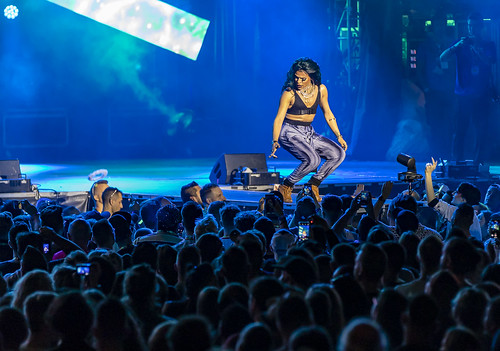 Vanessa Vanjie Mateo Drag Superstars Fierte MTL by eva blue 03